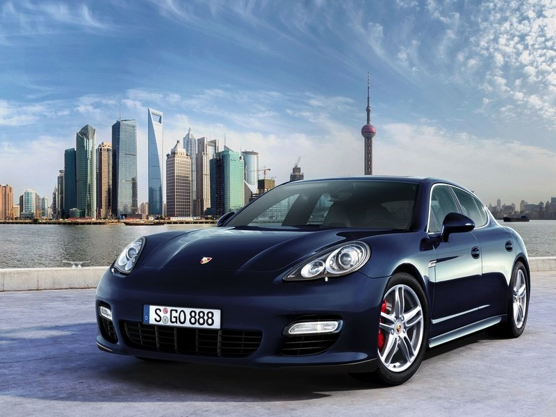 Porsche Pajun sedan and station wagon confirmed for 2017