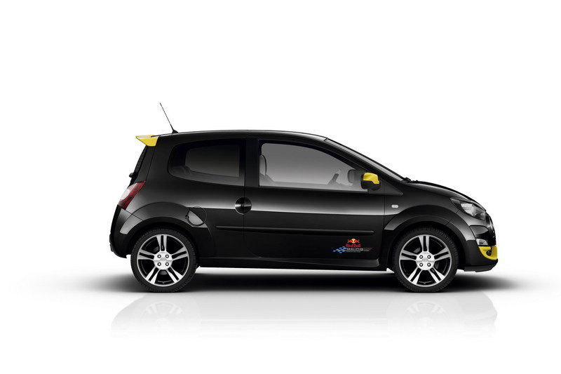 2012 Renault Twingo RS Red Bull Racing RB7