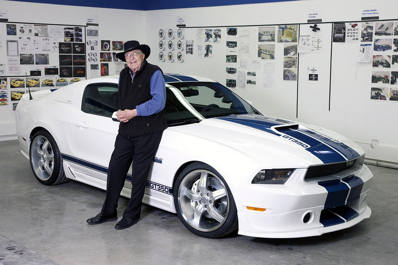 Automotive Legend Carroll Shelby dies at 89