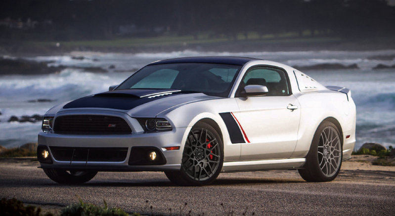 2013 Roush Stage 3 Mustang Special Edition