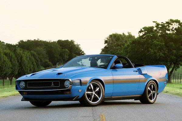 Ford Mustang Shelby GT500CS Clone by Retrobuilt