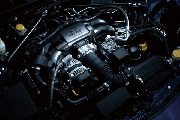 subaru building an fa20 engine with a turbocharger is it for the brz picture