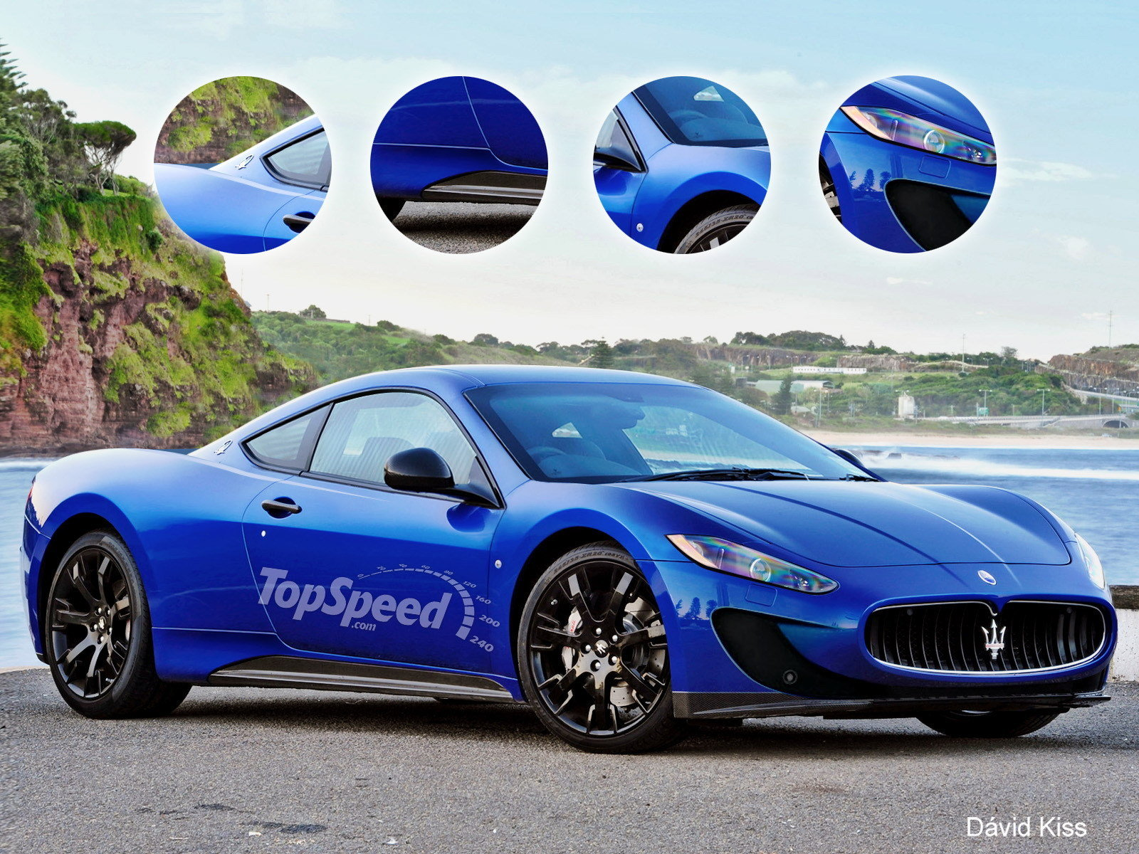 Superb Top Speed Rendering: 2014 Maserati Mid Engined Sportscar News   Gallery    Top Speed. »