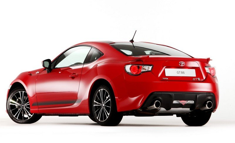 2012 Toyota 86 First Edition