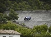 Video: Red Bull Audi R8 LMS racing around abandoned racetrack in Spain - image 456421