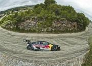 Video: Red Bull Audi R8 LMS racing around abandoned racetrack in Spain - image 456424