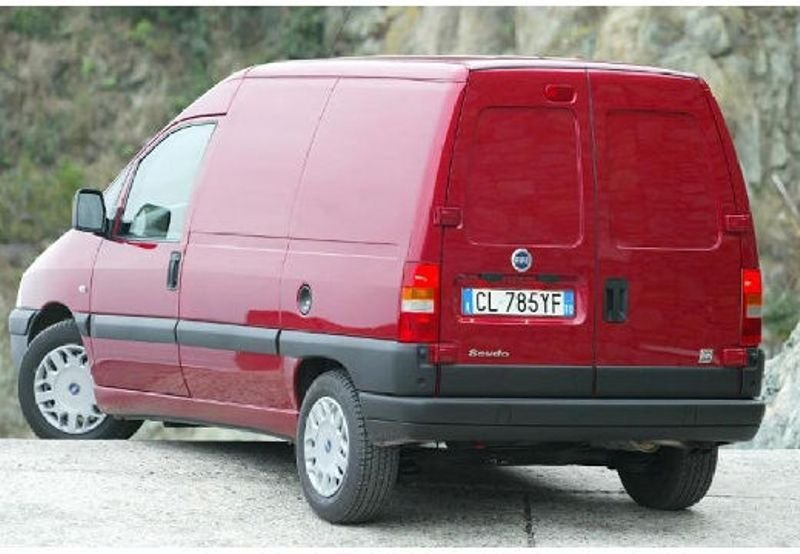 1996 2006 fiat scudo top speed