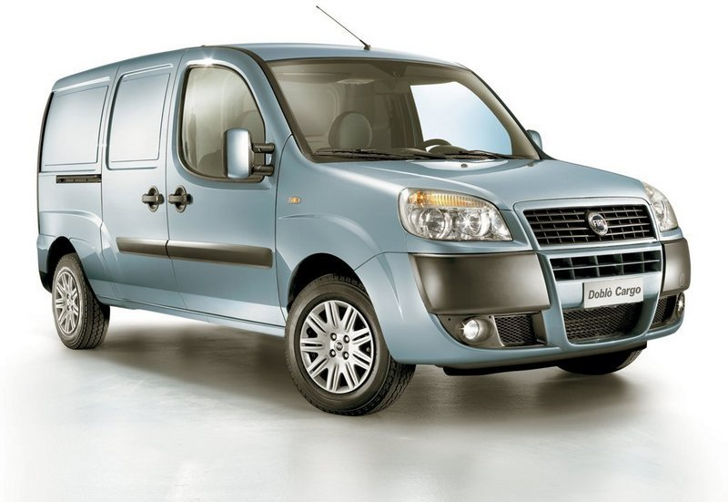 2001 - 2010 Fiat Doblo Cargo High Resolution Exterior - image 460614