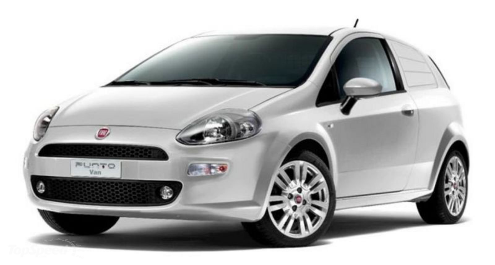 2008 fiat grande punto van review top speed. Black Bedroom Furniture Sets. Home Design Ideas