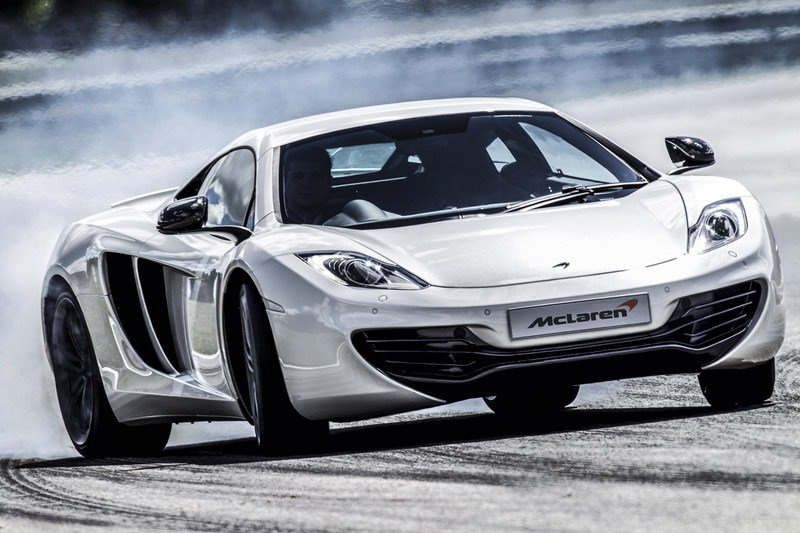 2011 - 2013 McLaren MP4-12C High Resolution Exterior - image 459586