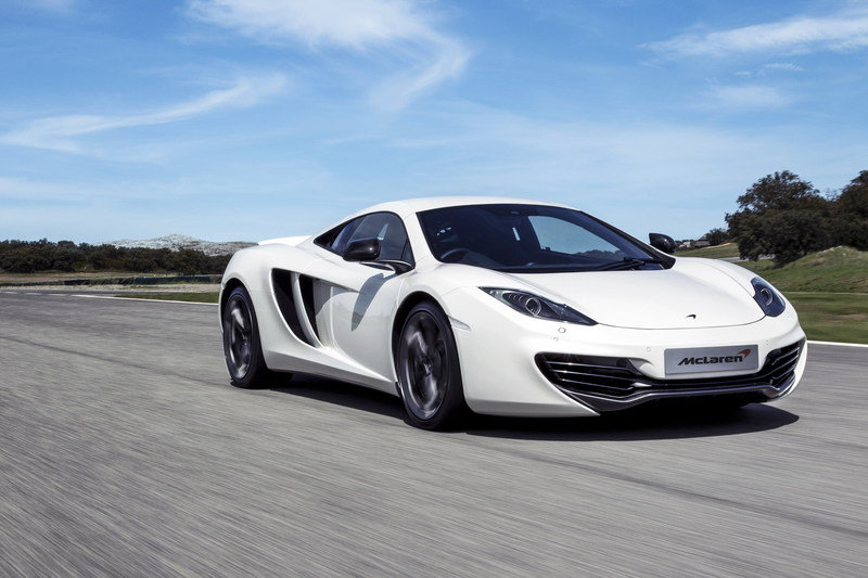 2011 - 2013 McLaren MP4-12C High Resolution Exterior Wallpaper quality - image 459588