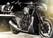 Yamaha V-MAX Hyper Modified by Ludovic Lazareth