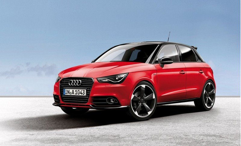 2012 Audi A1 Amplified