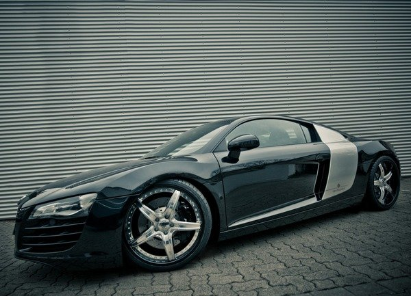 audi r8 collection sport by graf weckerle picture