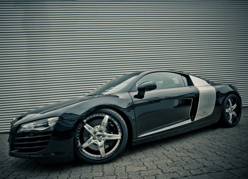 2012 Audi R8 Collection Sport By Graf Weckerle Wallpaper Image