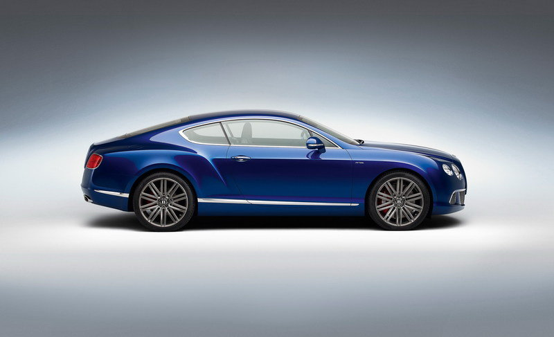 2013 Bentley Continental GT Speed High Resolution Exterior - image 461487