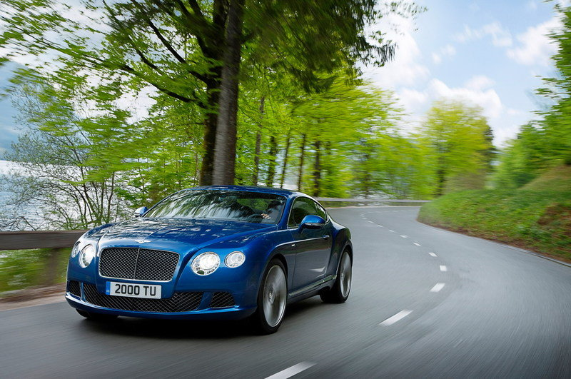 2013 Bentley Continental GT Speed High Resolution Exterior Wallpaper quality - image 461482