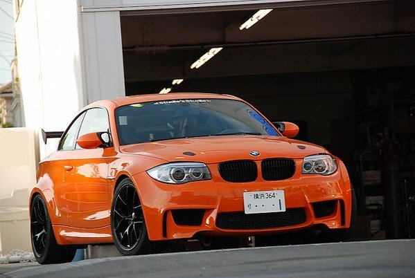 2012 Bmw 1 Series M Coupe By Studie Ag Car Review Top