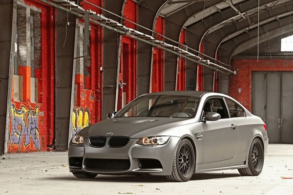 BMW M3 Coupe Guerrilla by Cam Shaft