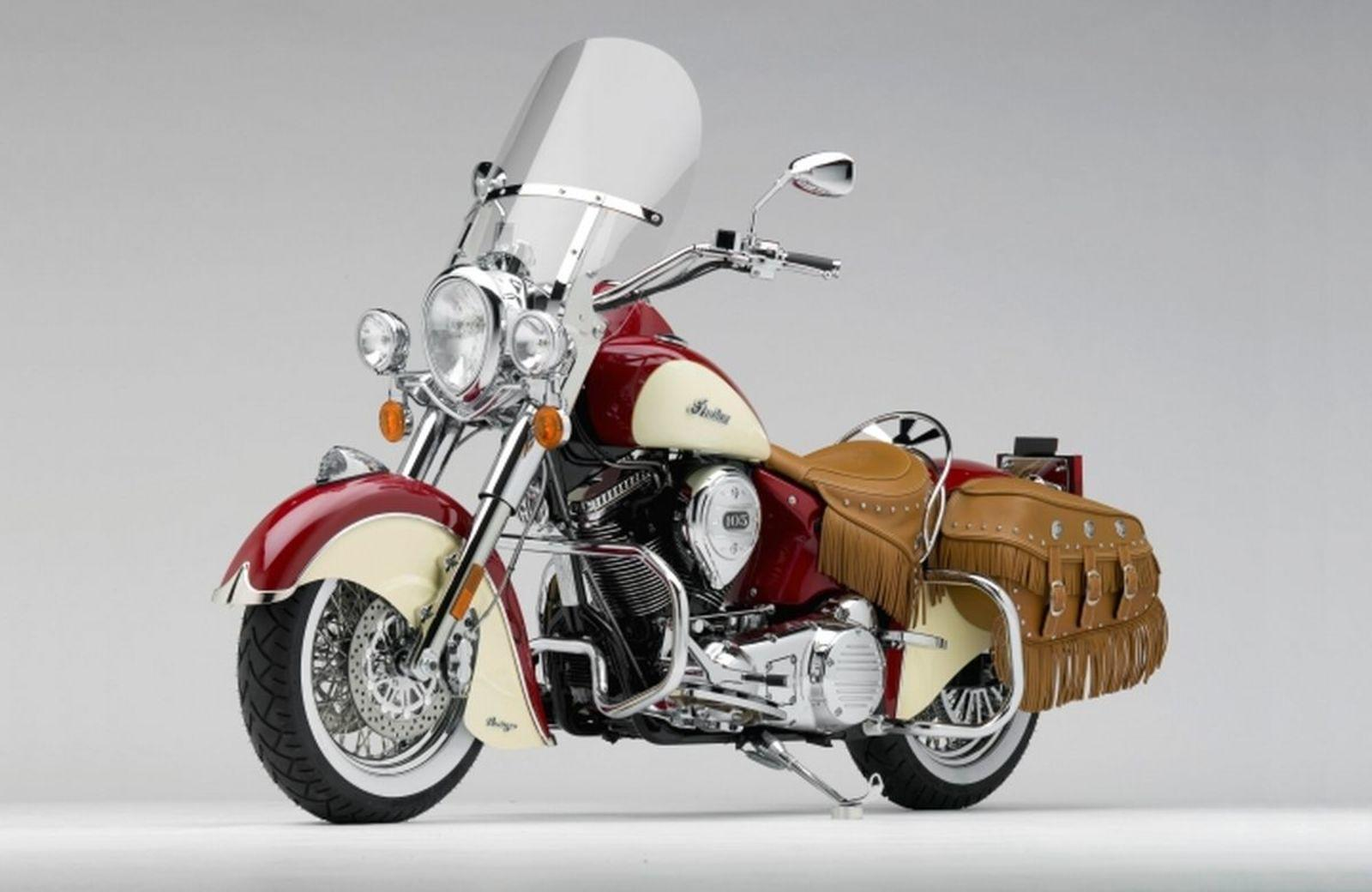 Indian Chief Classic >> 2012 Indian Chief Vintage Review - Top Speed