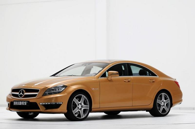 2012 Mercedes CLS63 AMG Individual by Brabus
