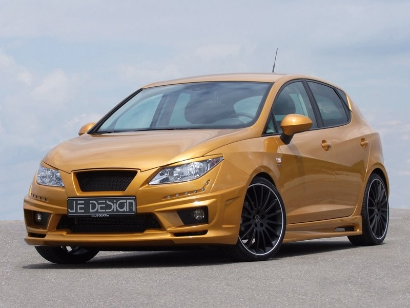 2012 SEAT Ibiza by JE Design Exterior - image 462998