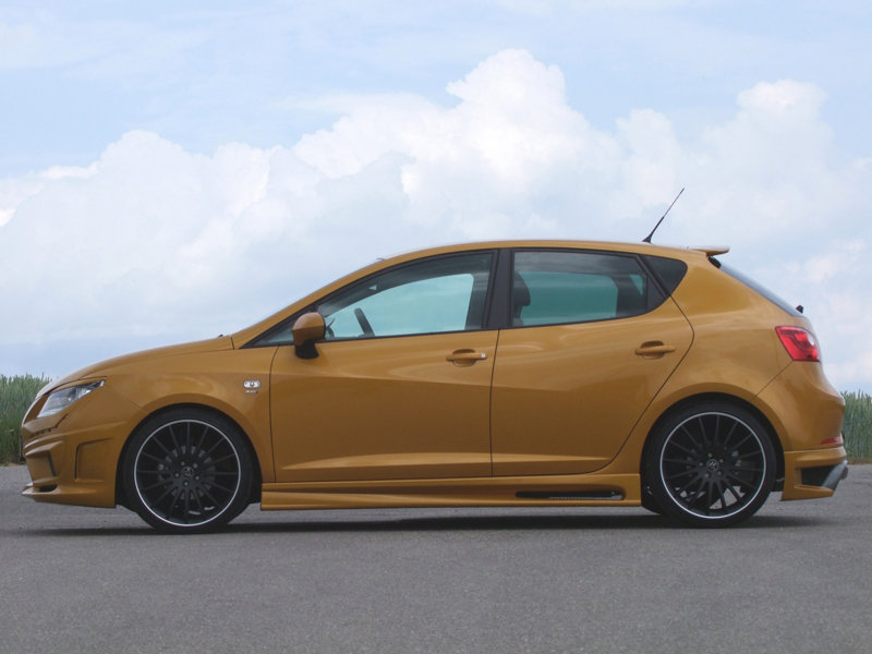 2012 SEAT Ibiza by JE Design Exterior - image 463000