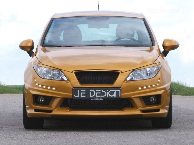 2012 SEAT Ibiza by JE Design Exterior - image 463001