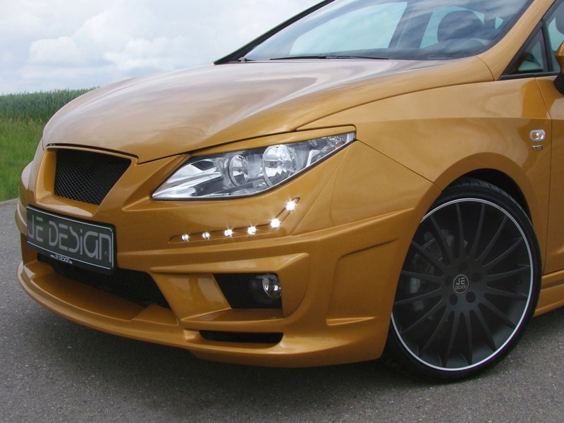 2012 SEAT Ibiza by JE Design Exterior - image 462997