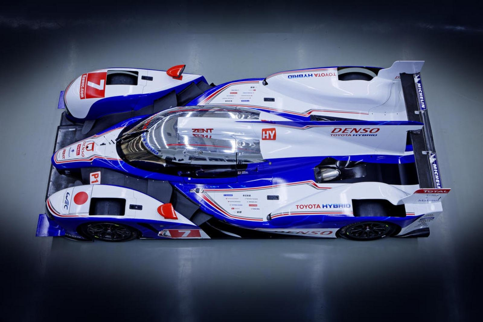 2012 Toyota Racing TS030 Hybrid Review - Top Speed