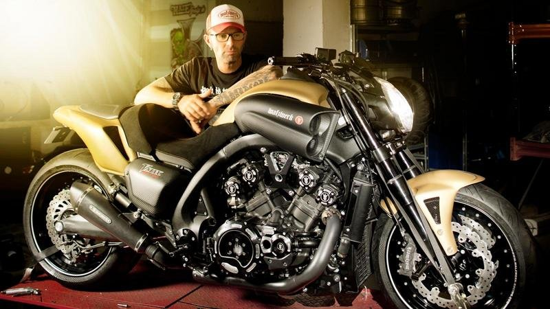 2012 Yamaha V-MAX Hyper Modified by Marcus Walz Exterior - image 460005