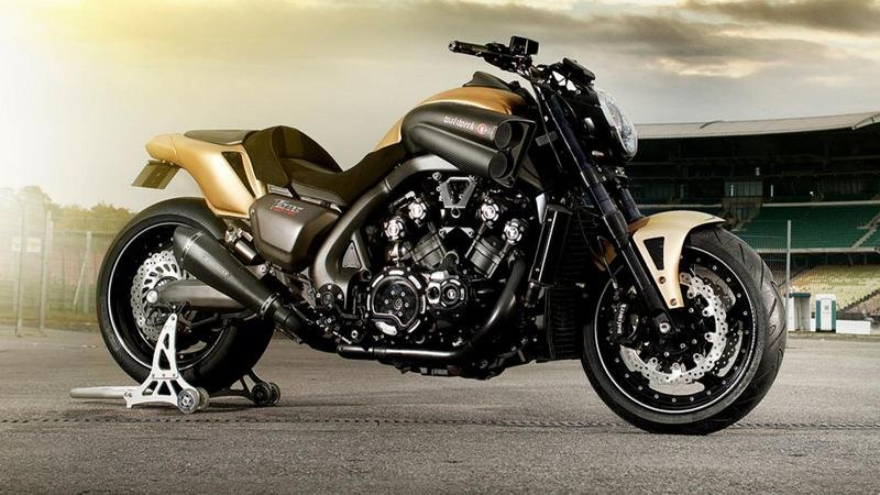 2012 Yamaha V-MAX Hyper Modified by Marcus Walz