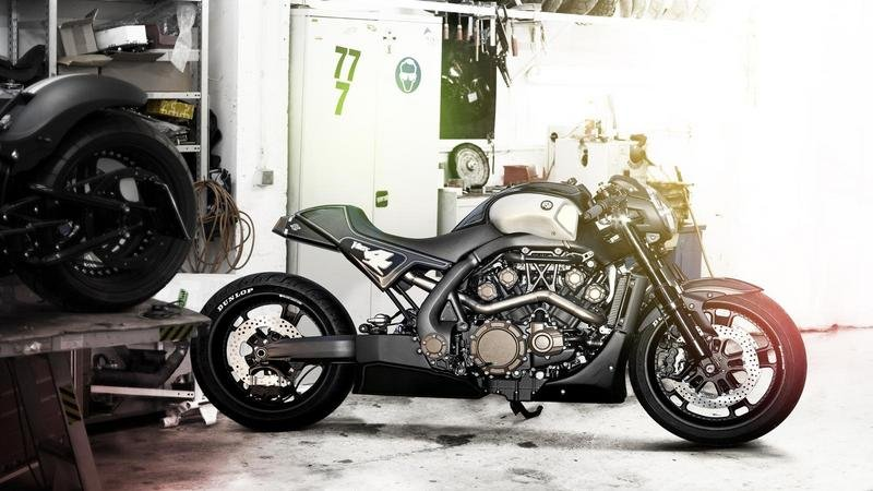 2012 Yamaha V-MAX Hyper Modified by Roland Sands High Resolution Exterior - image 459992