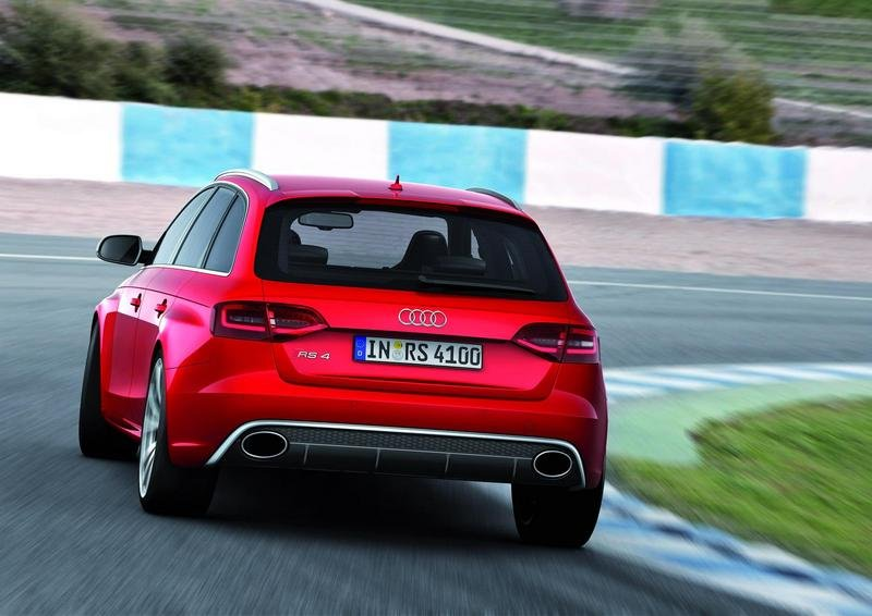 2013 Audi RS4 Avant High Resolution Exterior - image 460444