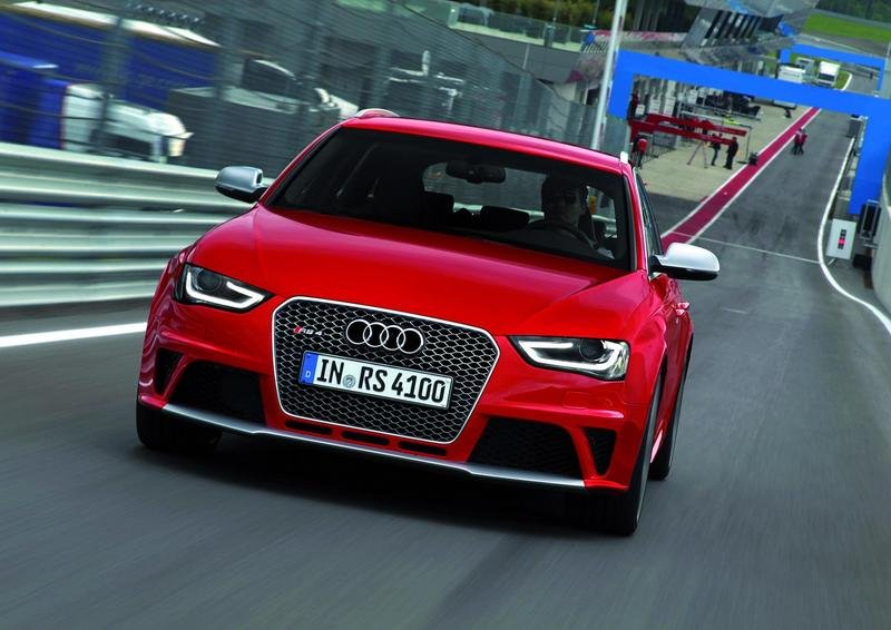 2013 Audi RS4 Avant High Resolution Exterior - image 460481