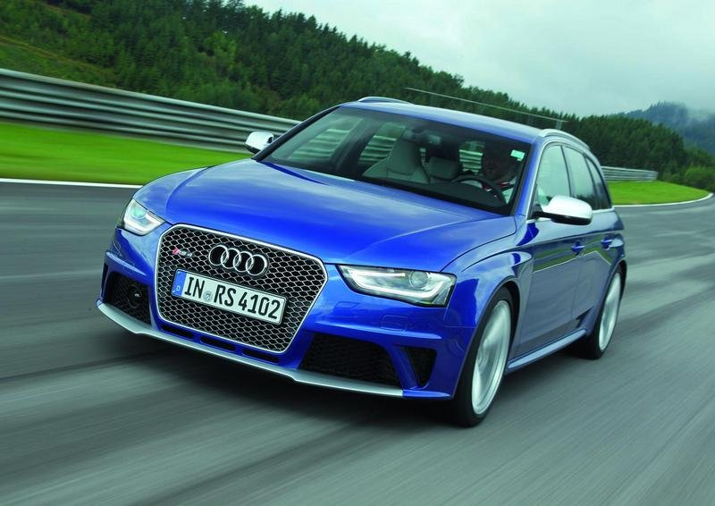 2013 Audi RS4 Avant High Resolution Exterior - image 460485