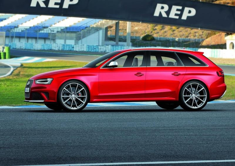 2013 Audi RS4 Avant High Resolution Exterior - image 460437