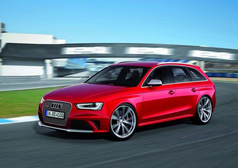 2013 Audi RS4 Avant High Resolution Exterior - image 460441