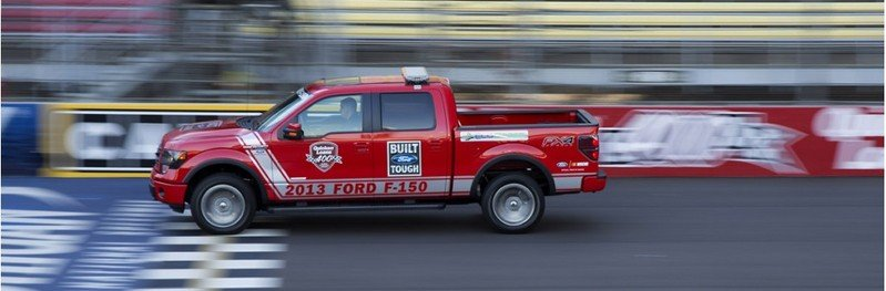 2013 Ford F-150 Will Lead the Way for the NASCAR Sprint Cup Series
