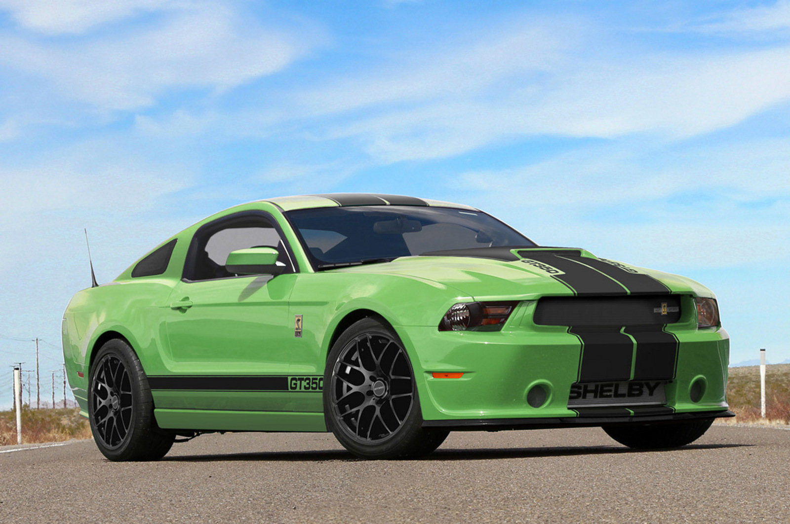 2013 Ford Mustang Shelby GT350 Review - Top Speed