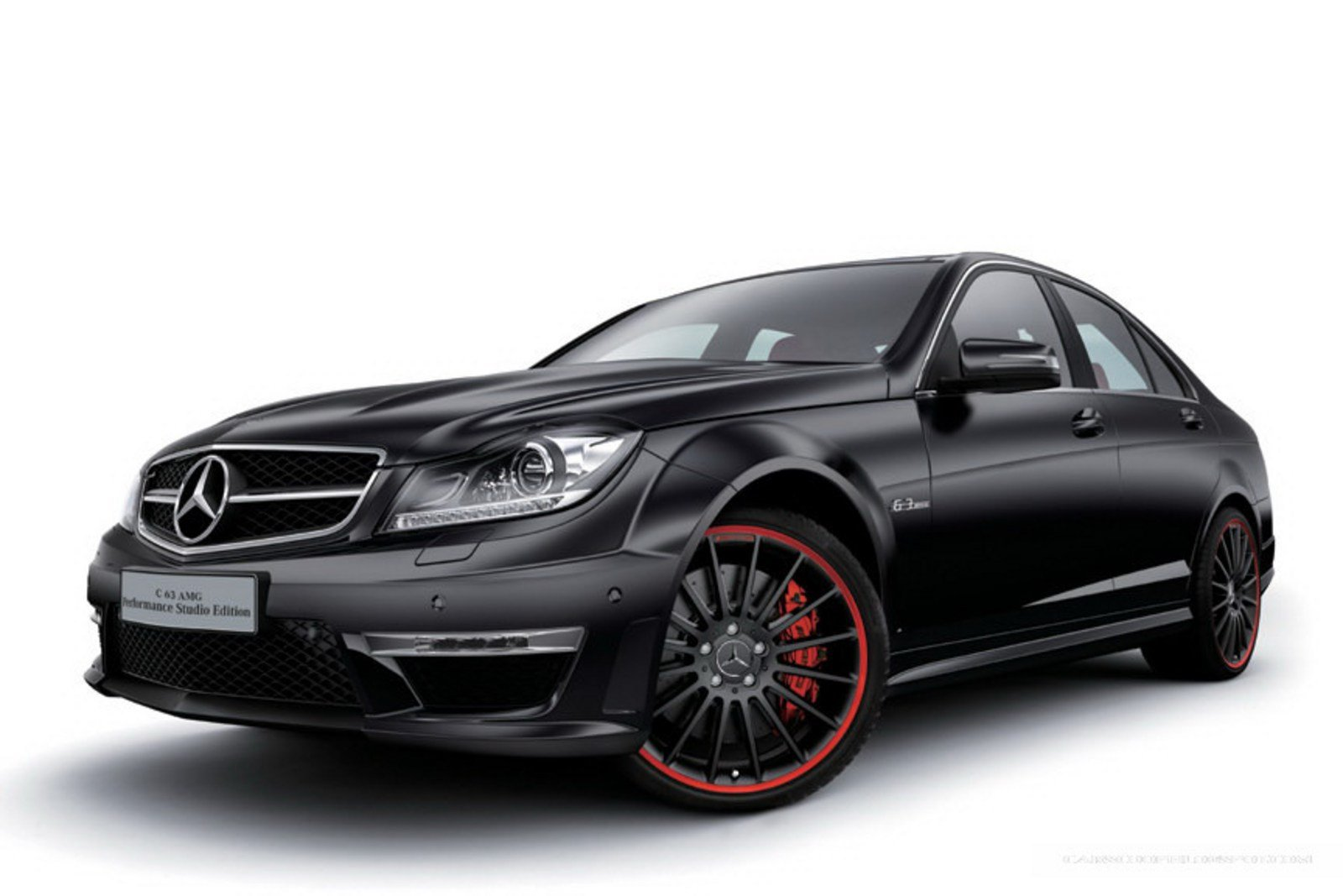 2013 mercedes benz c63 amg performance studio edition. Black Bedroom Furniture Sets. Home Design Ideas