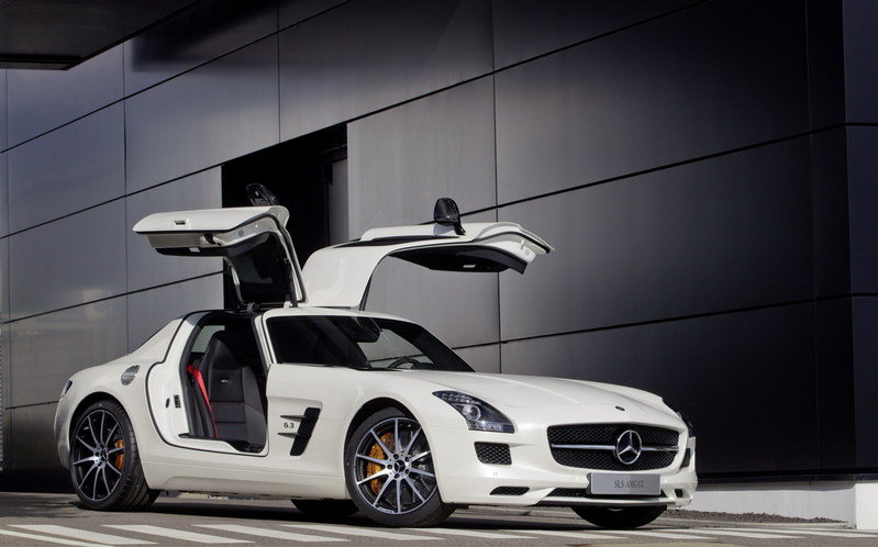 2013 Mercedes-Benz SLS AMG GT High Resolution Exterior Wallpaper quality - image 461542