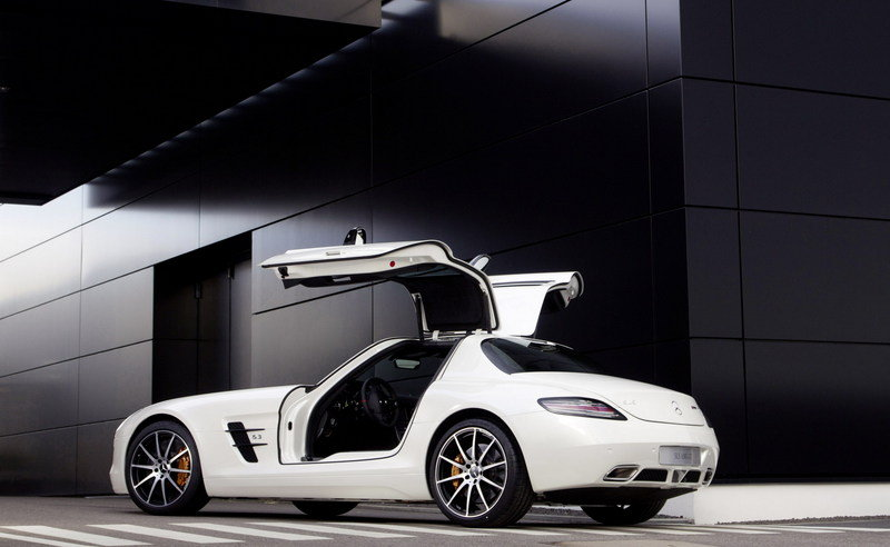 2013 Mercedes-Benz SLS AMG GT High Resolution Exterior - image 461544