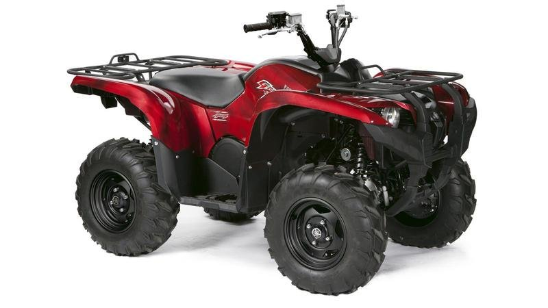 Yamaha Grizzly  X Top Speed