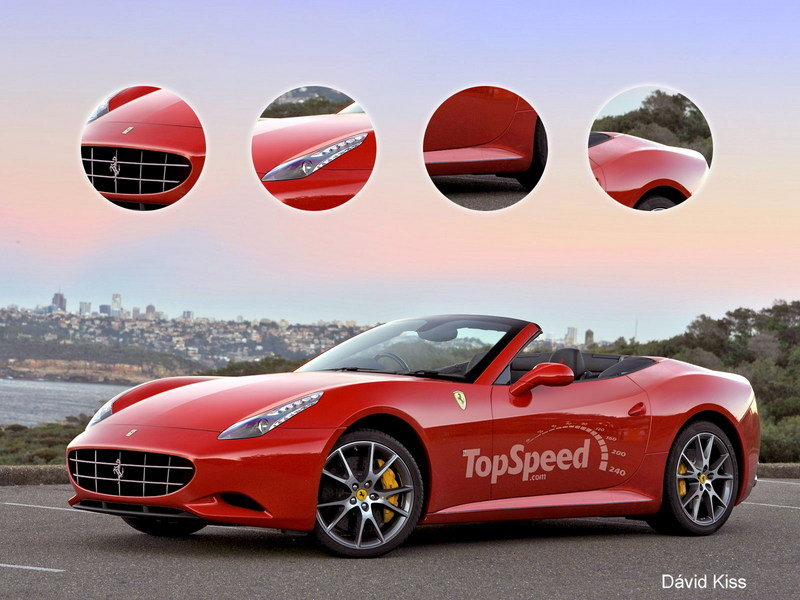 2015 - 2016 Ferrari California T
