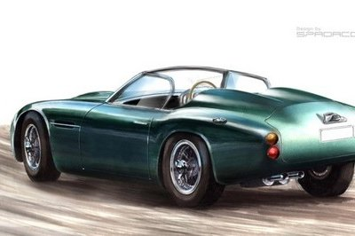 1963 Aston Martin DB4 GT Zagato Volante by Icon
