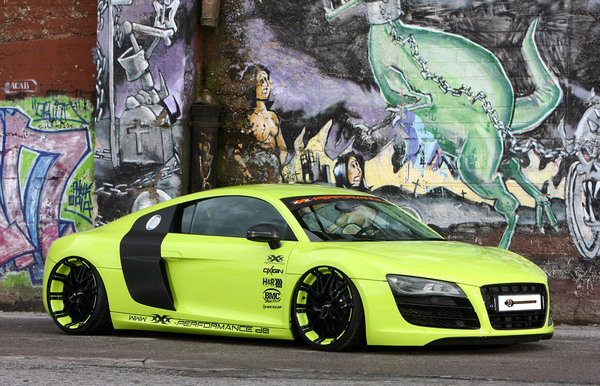 Audi R8 5.2 FSI by XXX-Performance