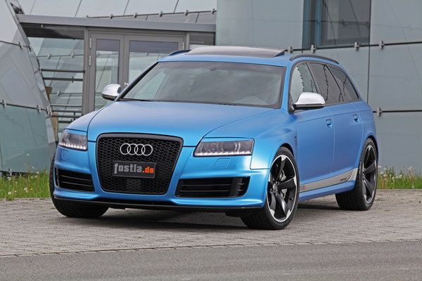 Audi RS6 Avant by Fostla Wrapping