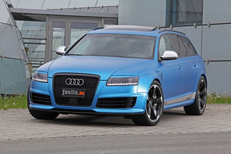 2012 Audi RS6 Avant by Fostla Wrapping