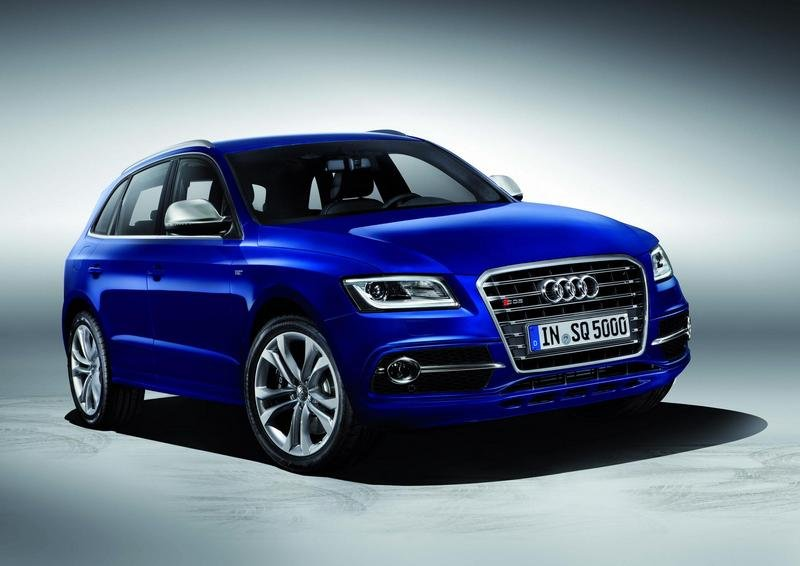 2013 Audi SQ5 TDI High Resolution Exterior - image 460701